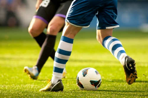 Chronic Pain Schaumburg Soccer